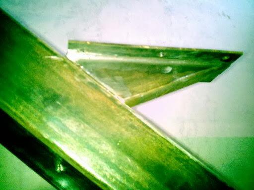 Каркас лестницы на двух косоурах
